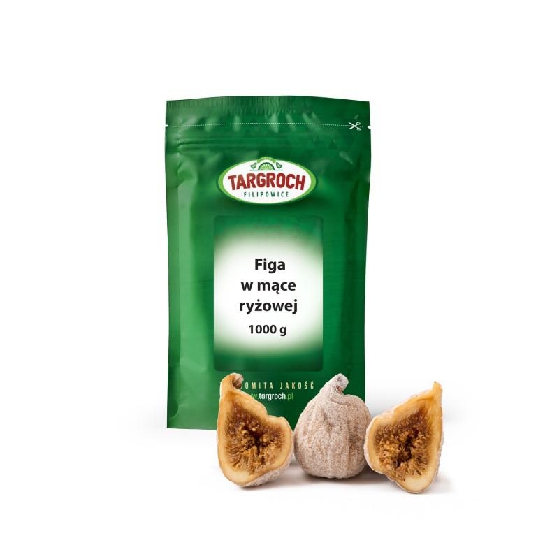 TARGROCH Figa suszona w mące ryżowej 1000 g