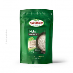 TARGROCH Mąka gryczana 1000 g