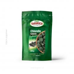 Chlorella tabletki 250 mg -...