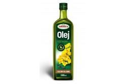 Olej rzepakowy tłoczony na zimno Targroch 1000 ml