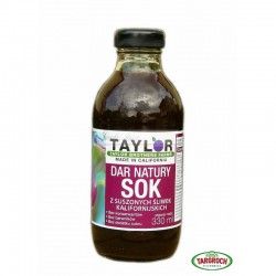 Sok z suszonych śliwek kalifornijskich Taylor 330 ml
