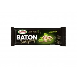 Baton daktylowy z pistacją...