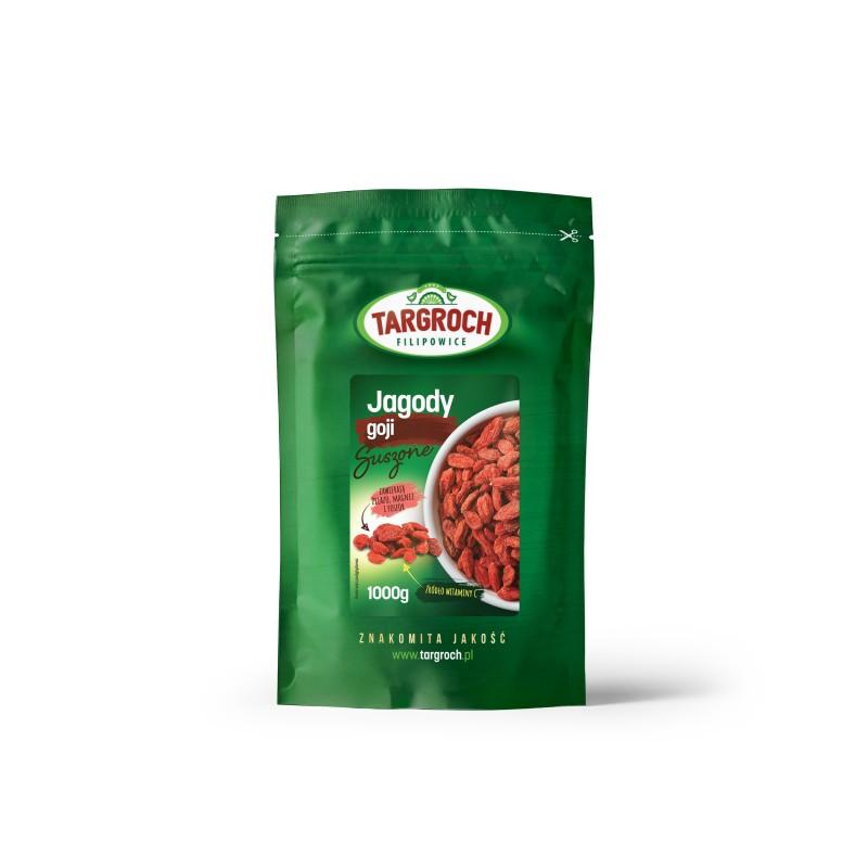 TARGROCH jagody goji suszone 1000 g