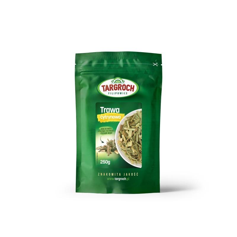 TARGROCH Trawa cytrynowa liść 250 g