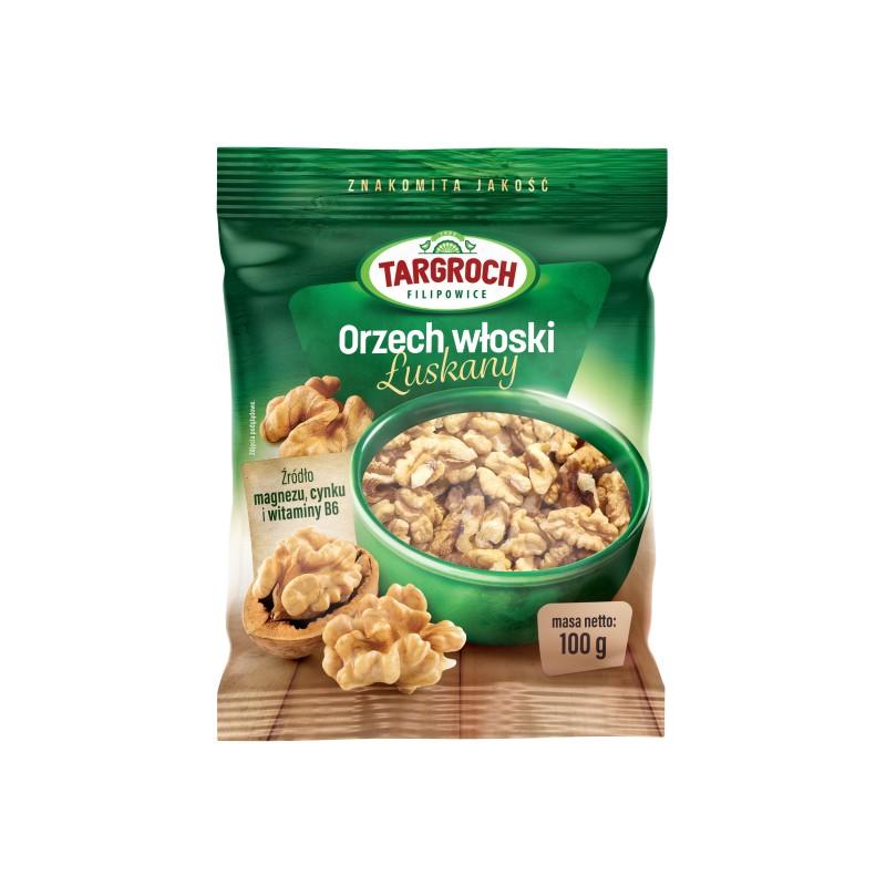 TARGROCH Orzechy włoskie łuskane 100 g