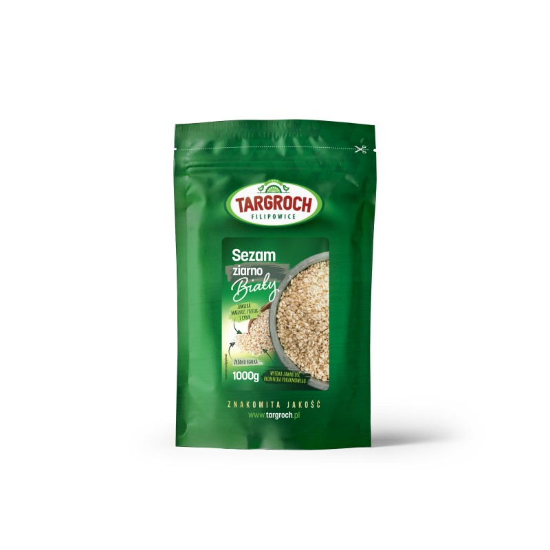 TARGROCH Sezam ziarno Premium 1000 g