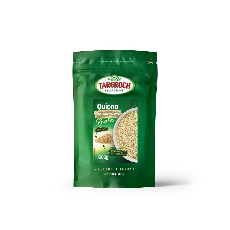 TARGROCH Quinoa - Komosa ryżowa biała 1000 g