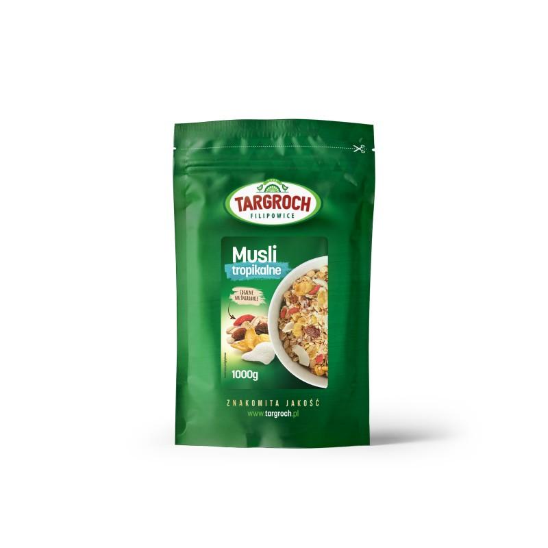 TARGROCH Musli tropikalne 1000 g