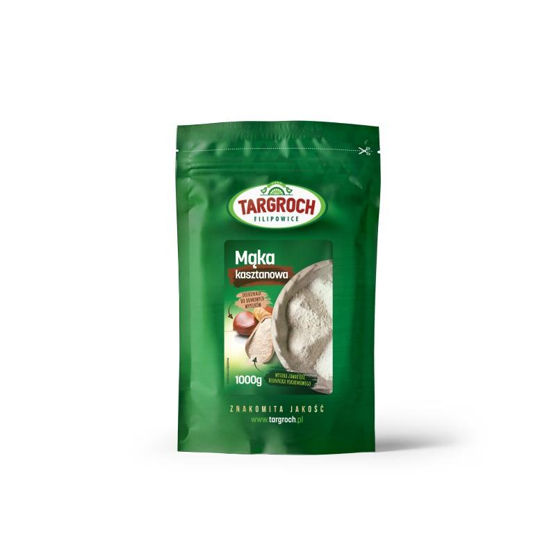TARGROCH Mąka kasztanowa 1000 g