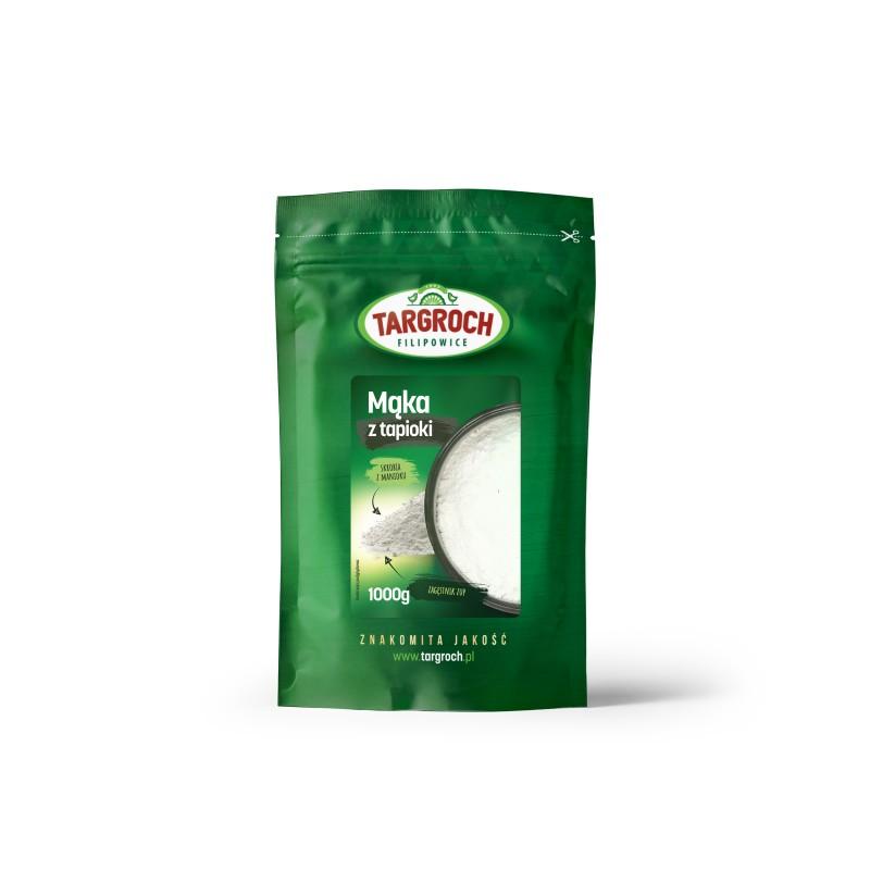 TARGROCH Mąka z tapioki 1000 g