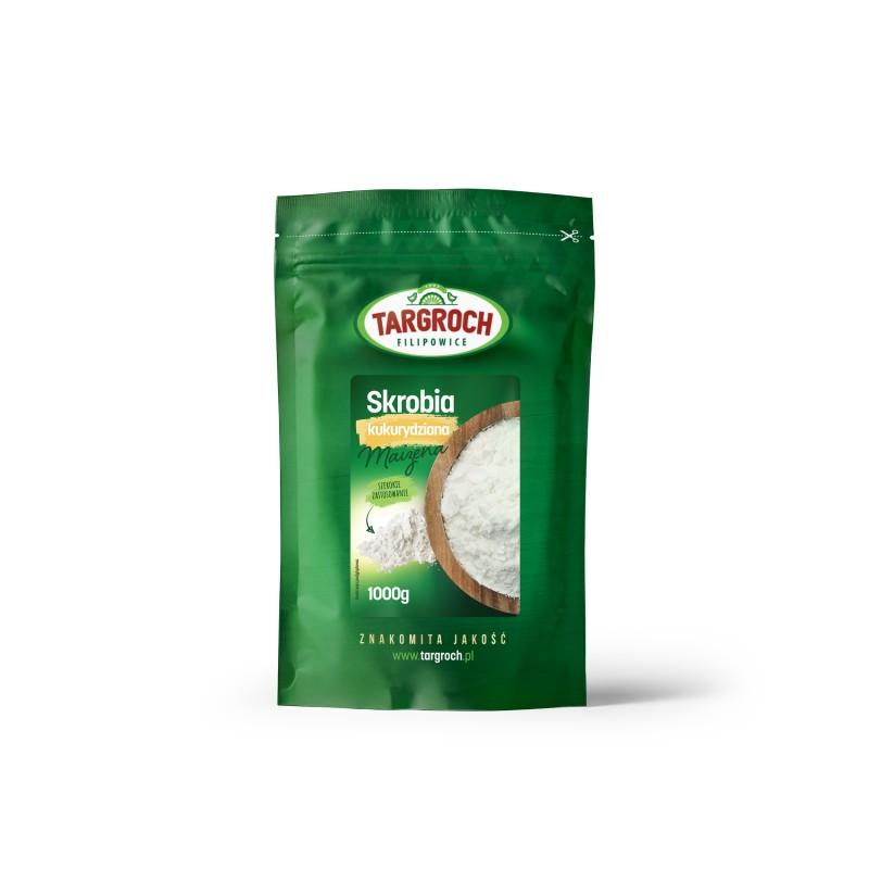 TARGROCH Skrobia kukurydziana (maizena) 1000 g