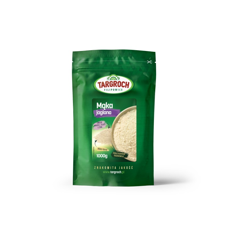 TARGROCH Mąka jaglana 1000 g